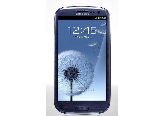 Samsung Apresenta Celular Galaxy S III, Concorrente