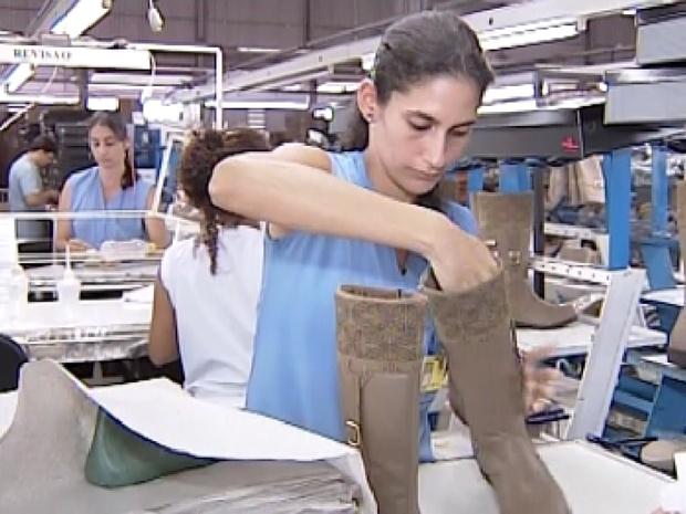 1daf26b71 Com a queda do ICMS, indústrias devem manter o número de funcionários (Foto: