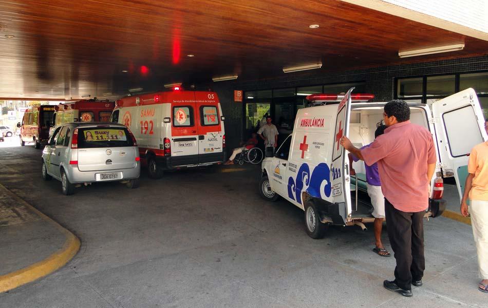 Resultado de imagem para walfredo gurgel hospital