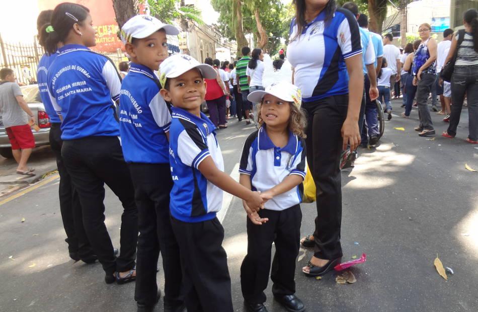 Veja Os Anjinhos Do Círio Das Crianças 2012, Em Belém