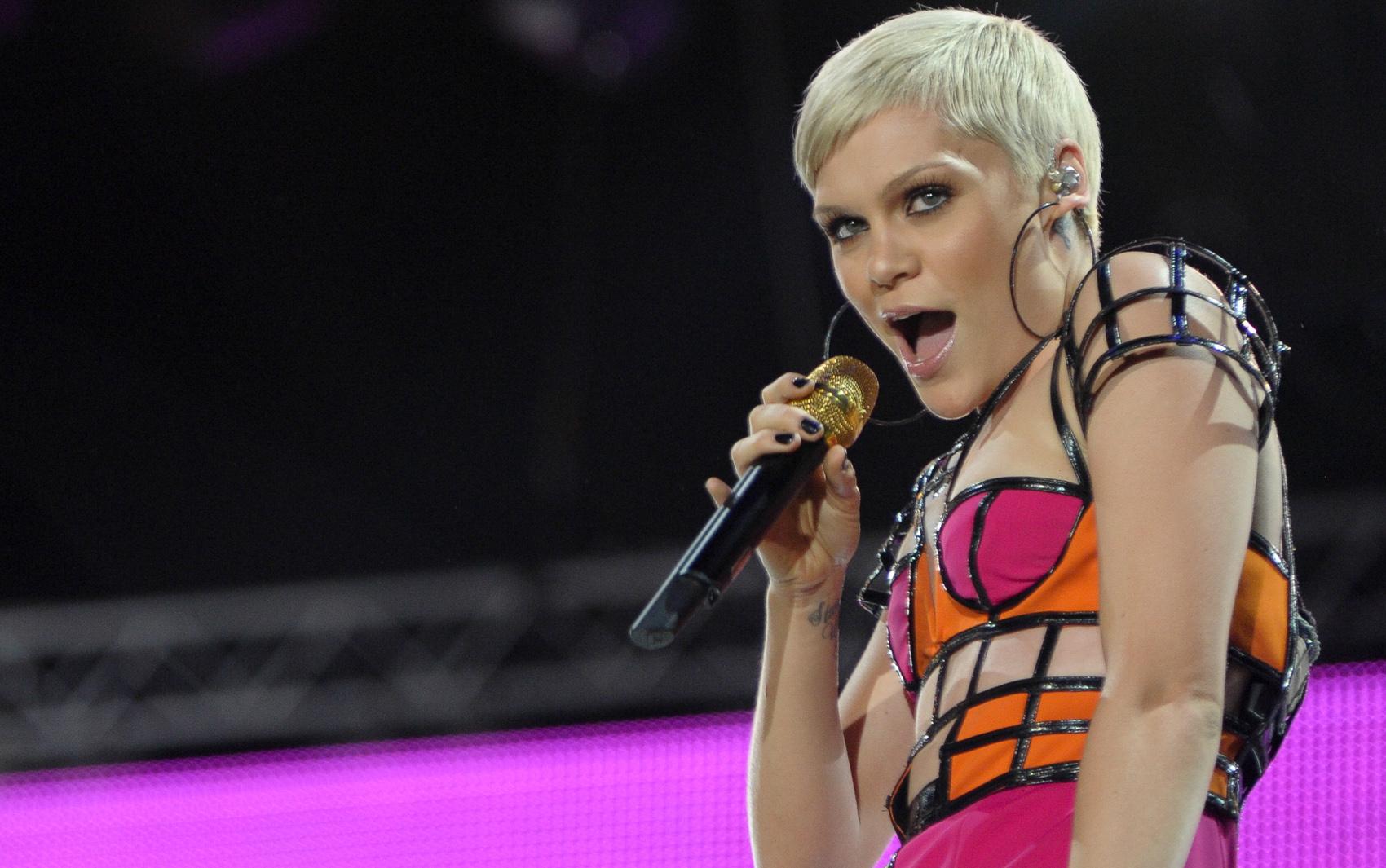Jessie J : ses photos de nu voles et publies sur