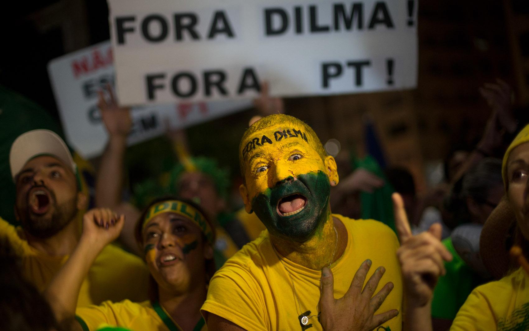 16a80d70c1c90 Manifestações a favor do impeachment pelo país  FOTOS - fotos em Processo  de Impeachment de Dilma - g1