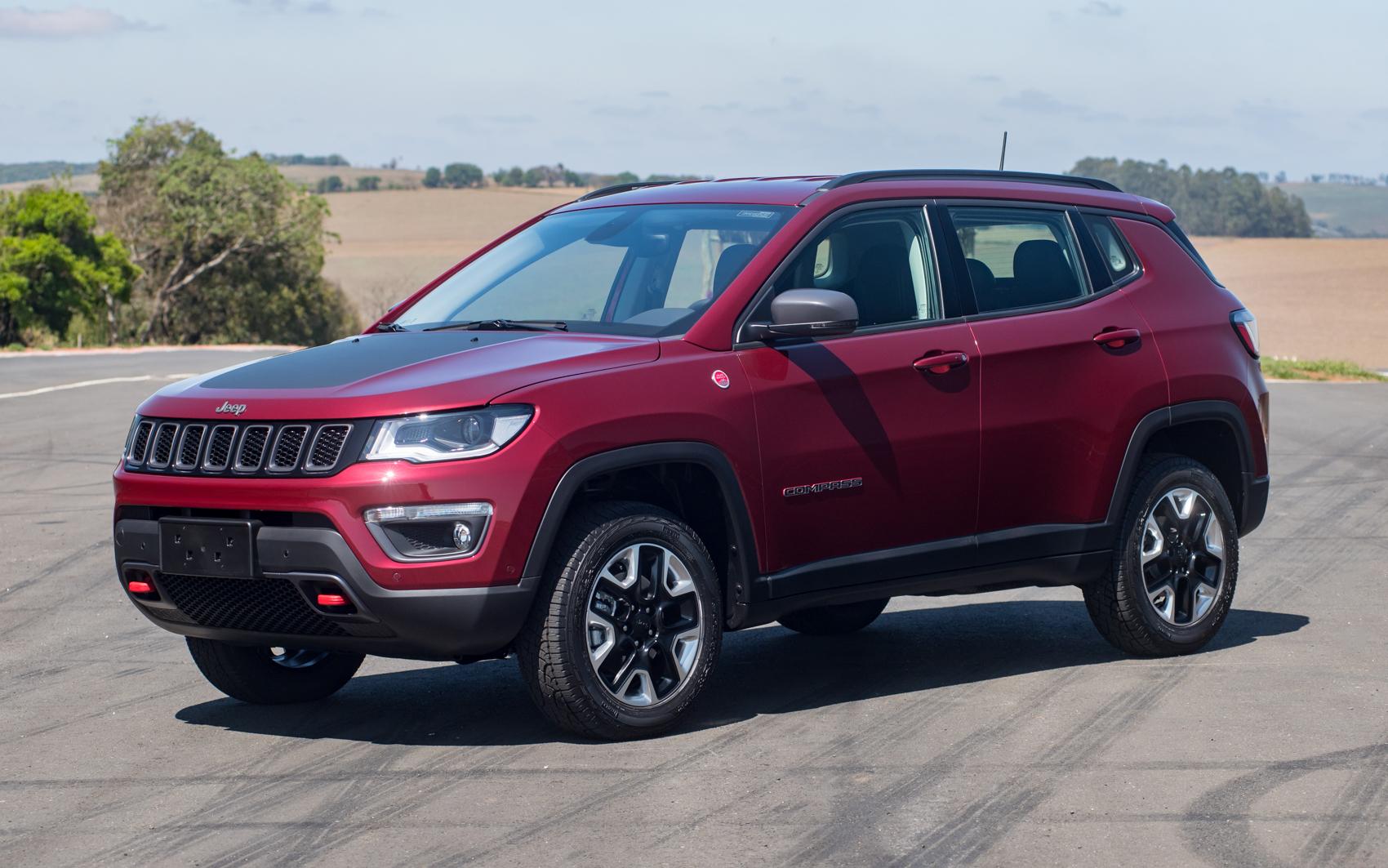 Jeep Compass 2017 Fotos Exclusivas Fotos Em Auto Esporte G1