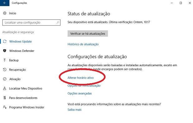 Windows 10: saiba configurar o agendamento do gerenciador de
