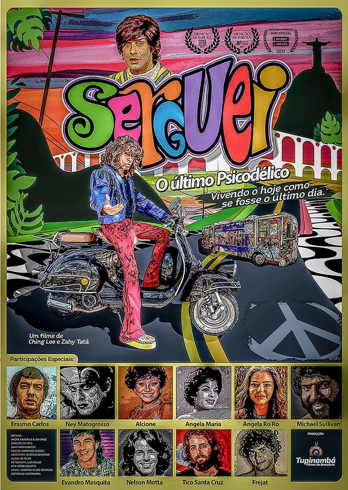 Serguei - Psicodélico 1966-1975