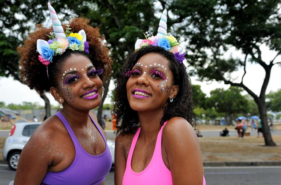 Maquiagem Para O Carnaval Tera Influencia Multicolorida Dos Unicornios Blog Simone Mendes Da Rede Globo