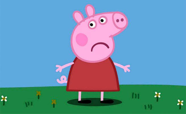 Filhos Malcriados A Culpa E Da Peppa Pig Blog Anedotas De Mae