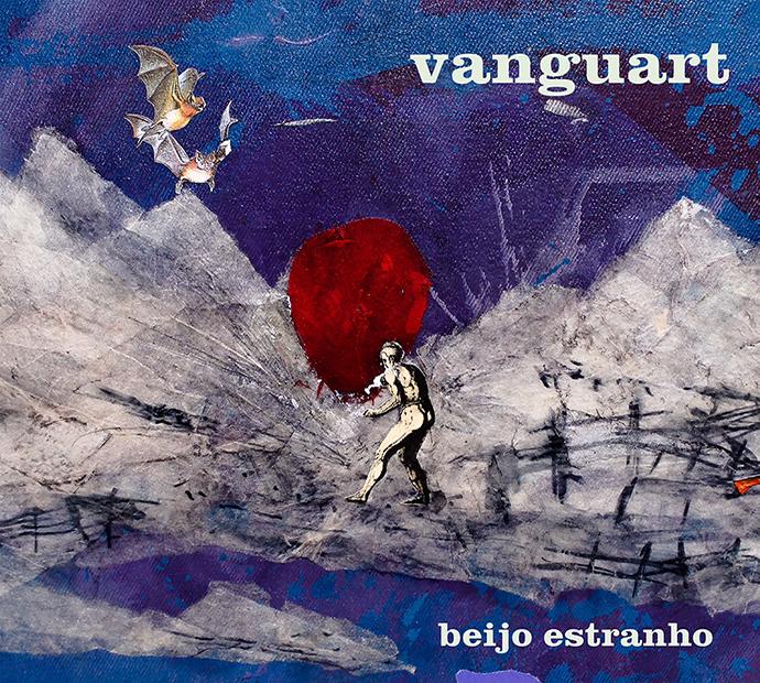 álbum Do Vanguart Beijo Estranho Tem Gosto De Sol Sem Calor
