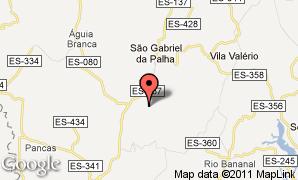 8353000740c90 Apuração das Eleições 2012 em São Domingos do Norte   Espírito Santo   G1