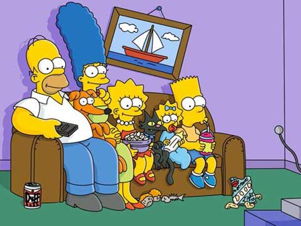 Rede Globo > infantil - Os Simpsons voltam às telas da Rede Globo ...