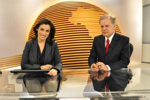 Bom Dia Brasil: Estúdios De Televisão: Bom Dia Brasil