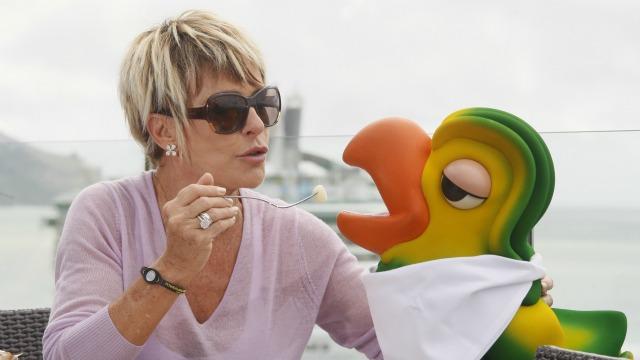 Ana Maria Braga recebe Renata Ceribeli para falar de moda