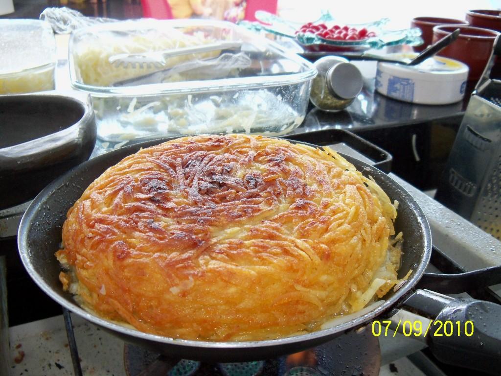 Image result for Receita Batata Rosti