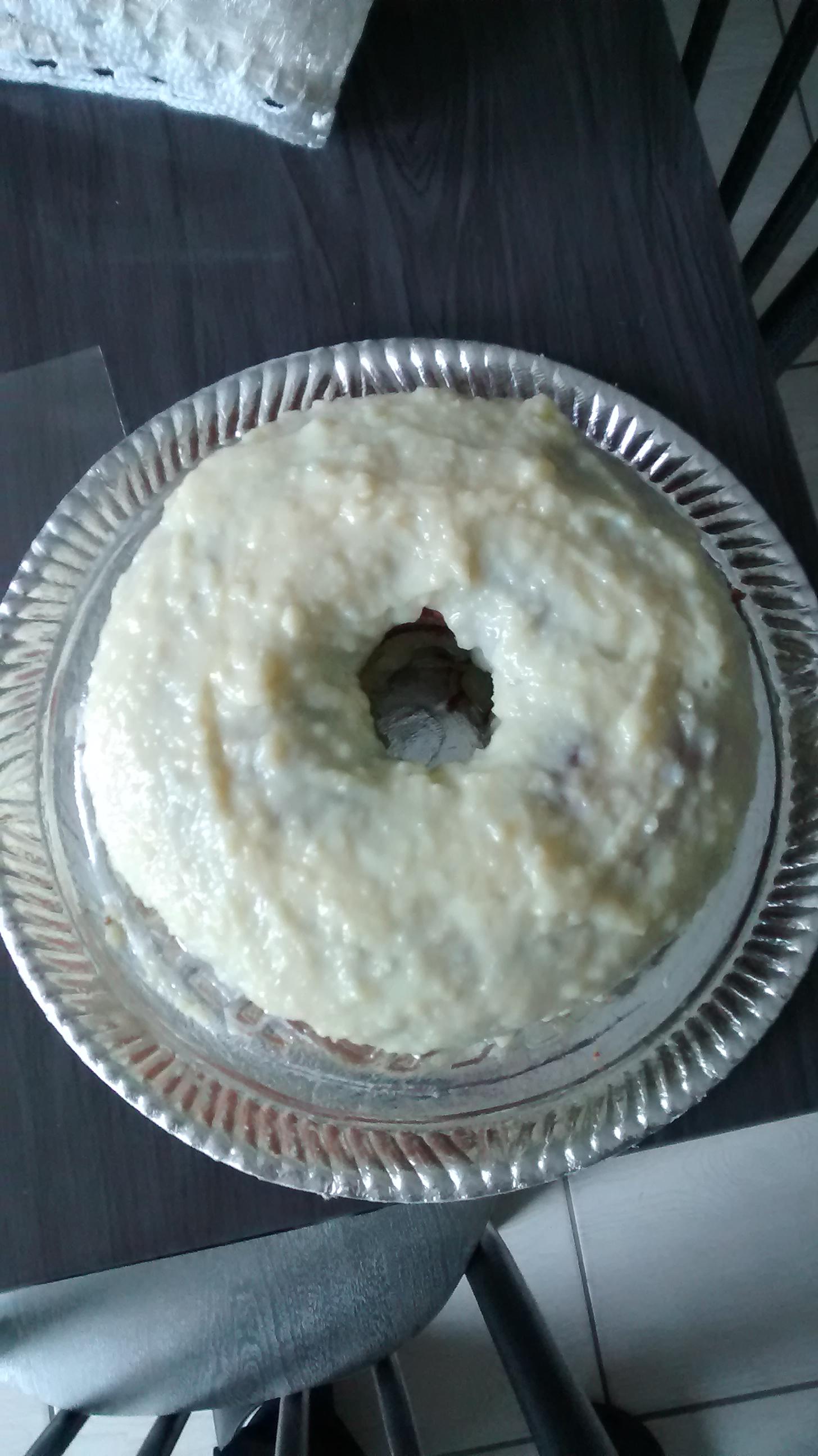 recheio para bolo de coco