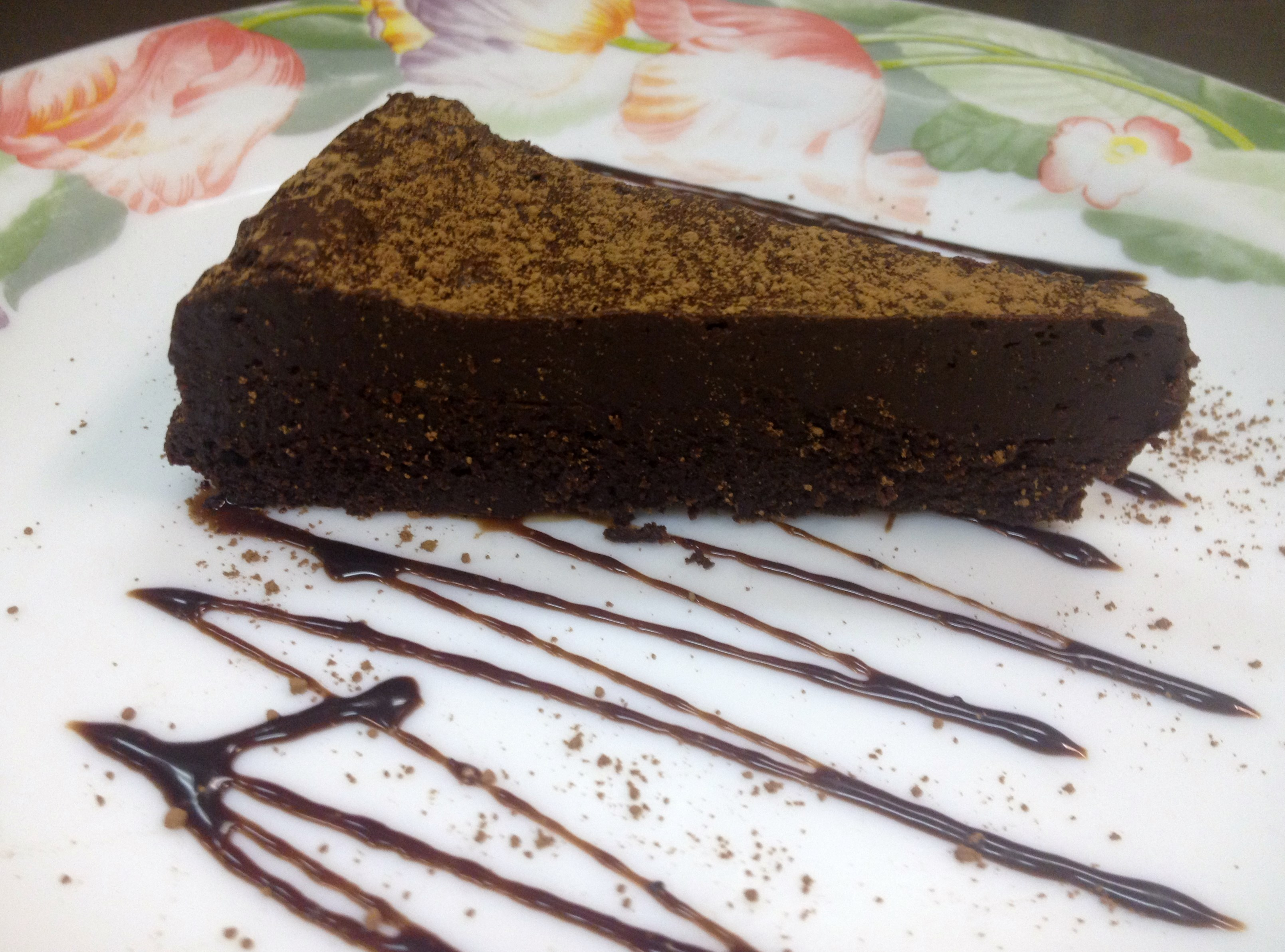 bolo de chocolate cremoso receita
