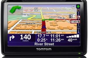 GPS TomTom (Foto: Divulgação)