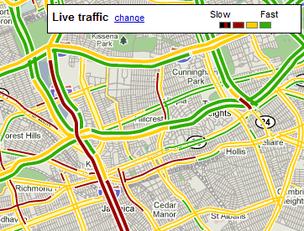Sistema de tráfego do Google chegou a outras cidades brasileiras (Foto: Reprodução) (Foto: Sistema de tráfego do Google chegou a outras cidades brasileiras (Foto: Reprodução))
