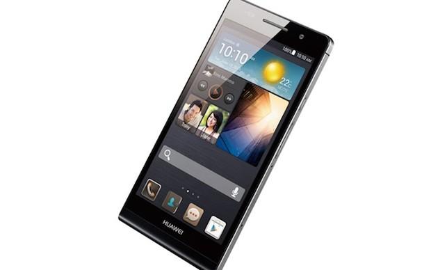 Huawei Ascend P6 (Foto: Divulgação)