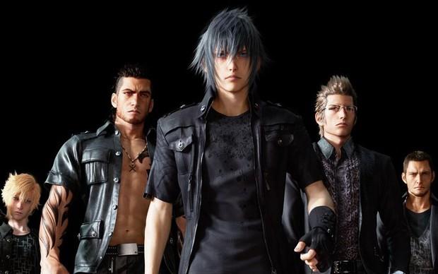 4k Noctis Lucis Caelum Final Fantasy Xv Hd Games 4k: Final Fantasy XV Tem Personagens E História Revelados Pela