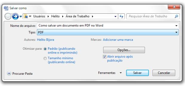 Para Salvar Arquivos Em Pdf