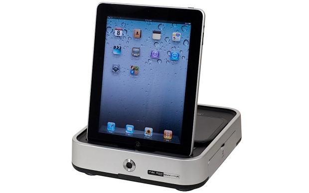 iXtreamer  Um dock para colocar o seu iPad na tela da TV cf7e933d84