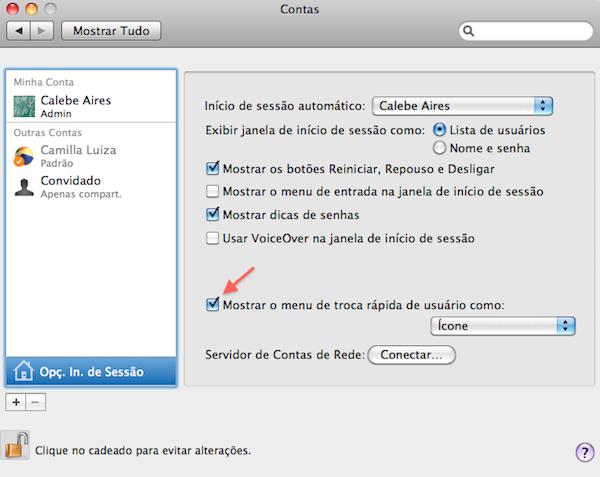 6b90820fa5 Como trocar entre usuários rapidamente no Mac | Dicas e Tutoriais ...
