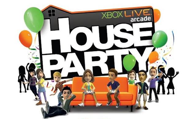 755985413 Microsoft bota pra quebrar na Xbox LIVE House Party | Notícias ...