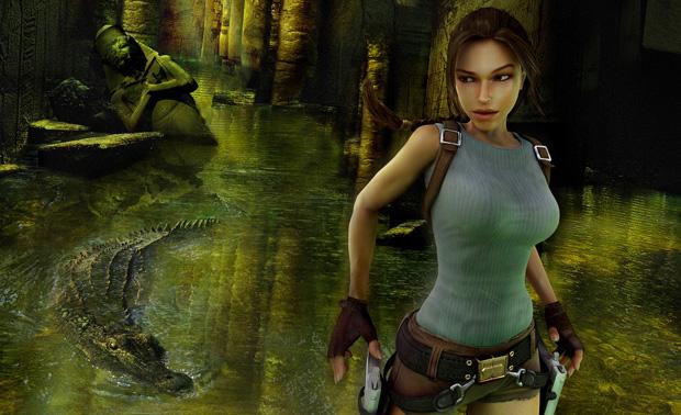 a90df42e97 Confira a evolução de Lara Croft nos games da série Tomb Raider ...