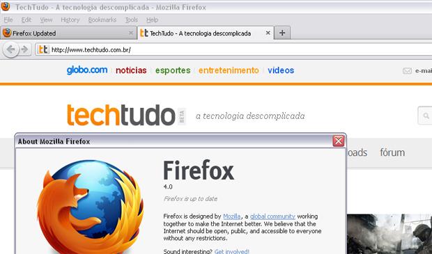 Versão final do Firefox 4 já está disponível para download