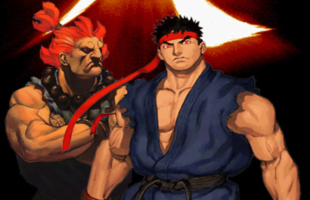 Evil Ryu Vindo Para Super Street Fighter Iv Arcade Edition