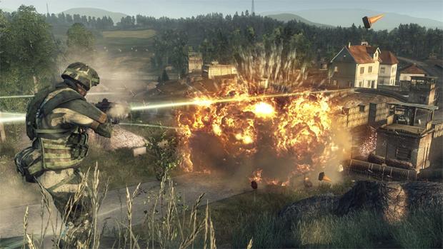 36bd31c8db Produtora de Battlefield diz que jogos sandbox são chatos