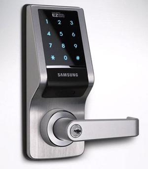 Fechadura Digital Da Samsung 233 Lan 231 Ada Nos Estados Unidos