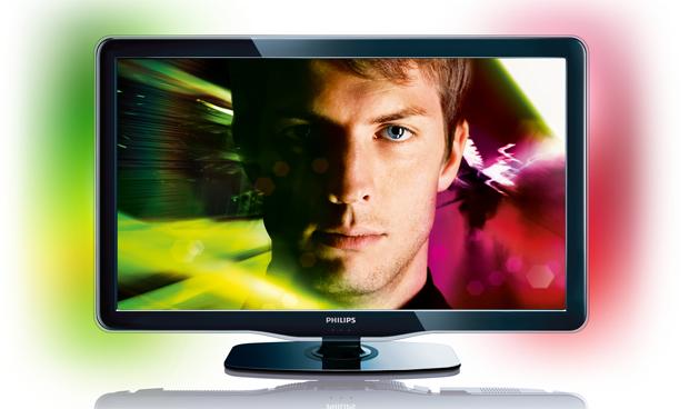 8b619c16c TV LED 40  Philips 40PFL6605D (Foto  Divulgação)