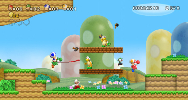 Review New Super Mario Bros Wii | TechTudo