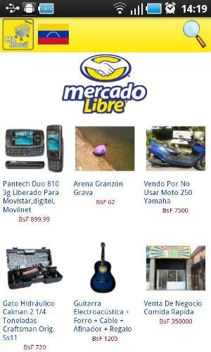 MercadoLivre Móvel (Foto: Divulgação)