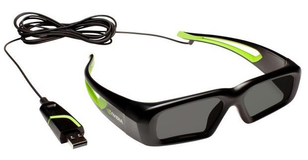 Nova versão dos óculos 3D Vision da Nvidia   Notícias   TechTudo dff5230cb5