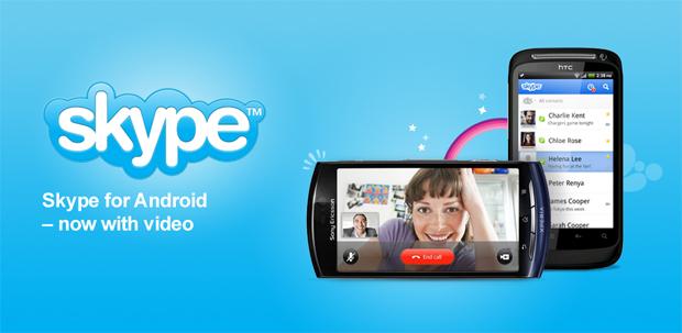 Aplicativo Skype para Android (Foto: Divulgação)