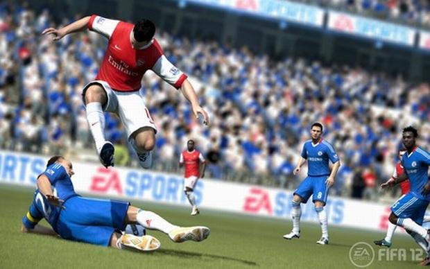 Jogadores do Reino Unido que comprarem antecipadamente o FIFA 12 ... 482e5023d3f3a