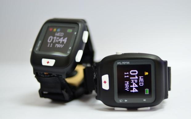 ddf57a51fef Relógio da HP informa as horas e mede a sua pressão sanguínea ...