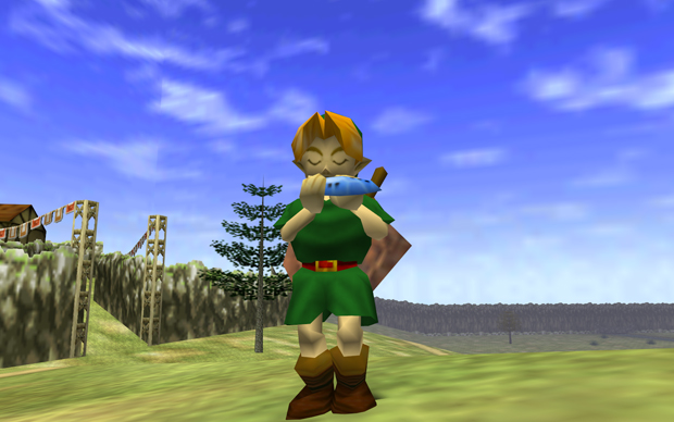 Review The Legend of Zelda: Ocarina of Time 3D | TechTudo