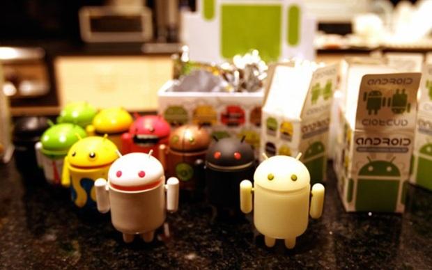 Android Ice Cream Sandwich é considerado o