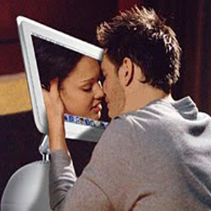 Arrumar namorado pela internet