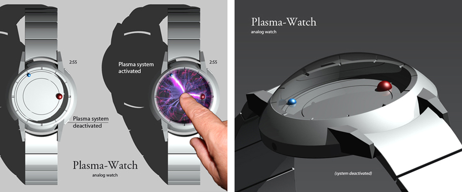 c843d14082b Plasma Activated Watch Design. (Foto  Divulgação)