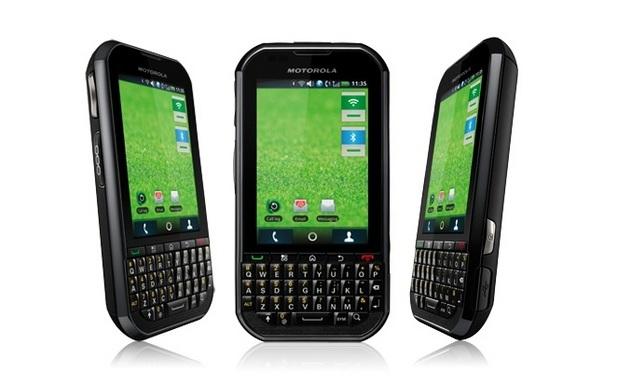 db84a67f8ef24 Motorola lança novo Nextel com Android 2.1, o Titanium   Notícias ...