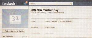 evento facebook (Foto: Reprodução)