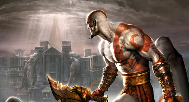Resultado de imagem para God of War 1