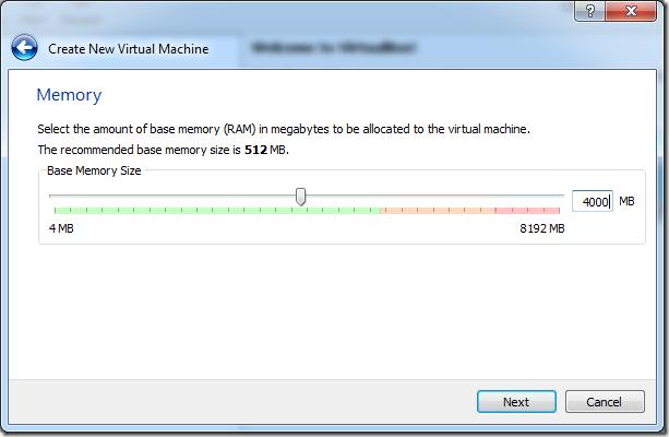 Inslação do windows 8 na máquina virtual (Foto: Divulgação)