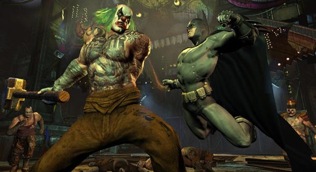Novo trailer de Batman: Arkham City mostra um pouco mais ...