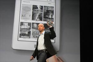 Kindle Touch 3G não permite que o usuário use a conexão para navegar na web (Foto: Divulgação)
