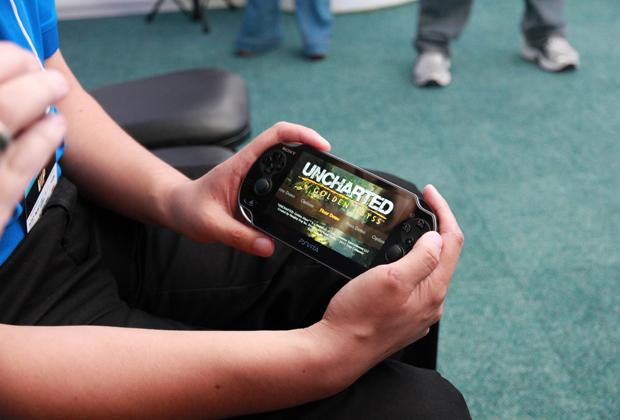 Playstation Vita (Foto: Allan Melo/TechTudo)